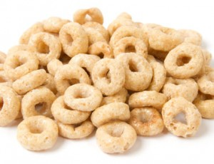 Do you feed your koi Cheerios? Is this a good idea? Read on!
