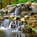 Hillsborough NJ Somerset County 08844 koi pond water garden waterfall install
