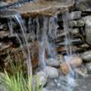 koi pond water garden waterfall installation design services Verona NJ Essex County 07044
