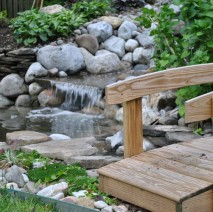 Chatham NJ pond waterfall install maintenance Chatham NJ 07928 Morris County