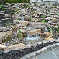 waterfall pondless install repair renovation Lattingtown, NY 11560