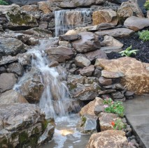 pondless waterfall install maintenance repair renovation Lattingtown, NY 11560