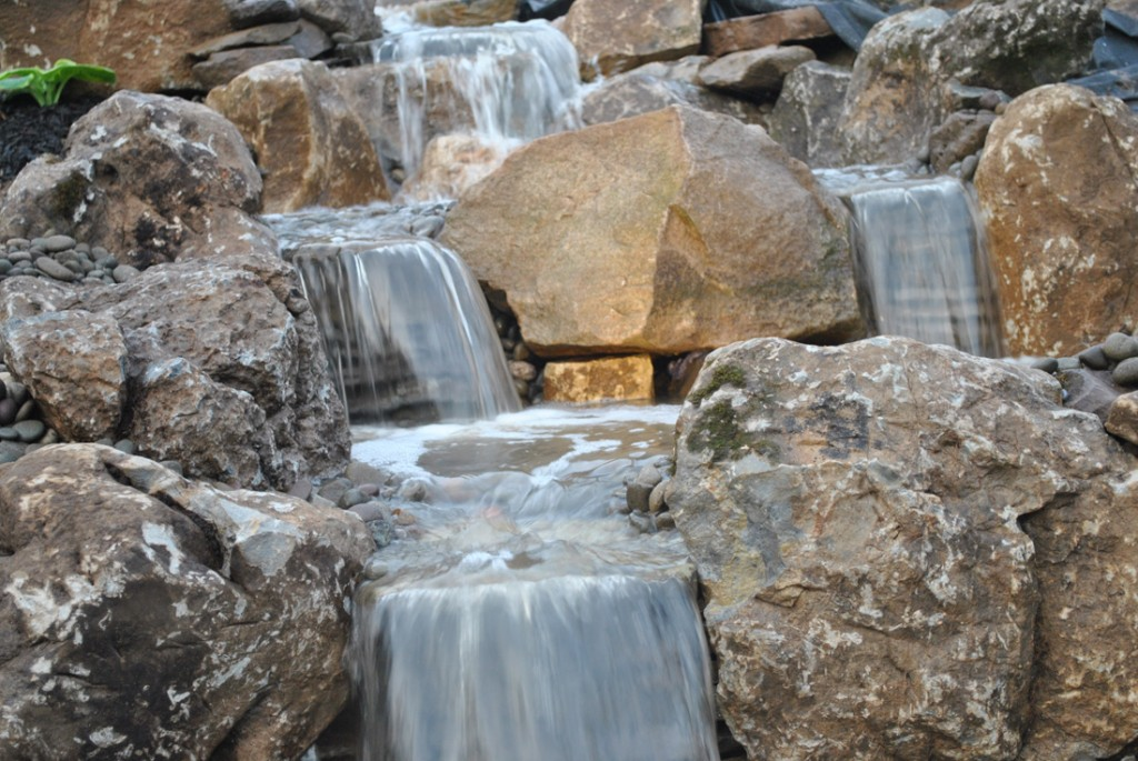 New Jersey Pondless Waterfalls & Pondless Waterfall Design | Full Service Aquatics