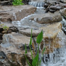 pondless waterfall design install services repair renovation Lattingtown, NY 11560