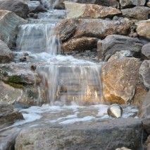 pondless waterfall installation design service repair Lattingtown, NY 11560