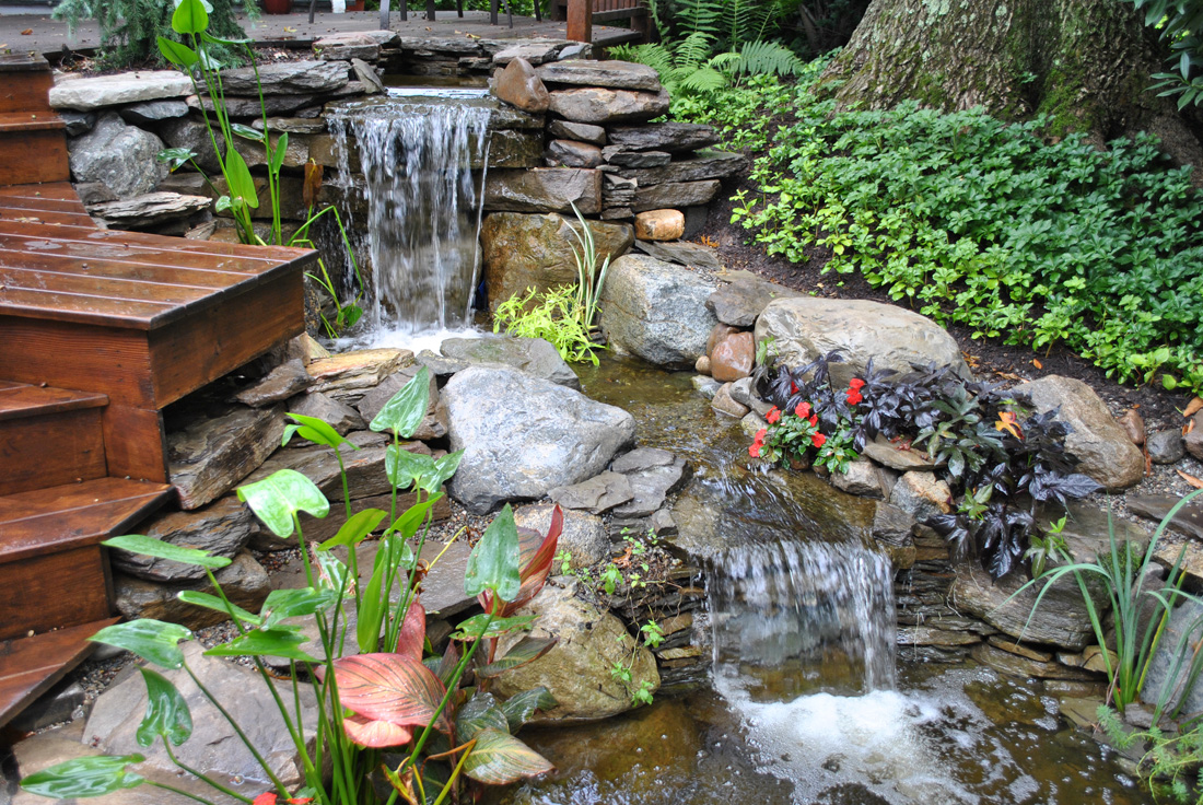 madison, nj waterfall installations 07940 Morris county