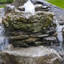 pondless waterfall Millburn NJ
