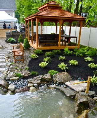 koi pond installation Green Brook, NJ