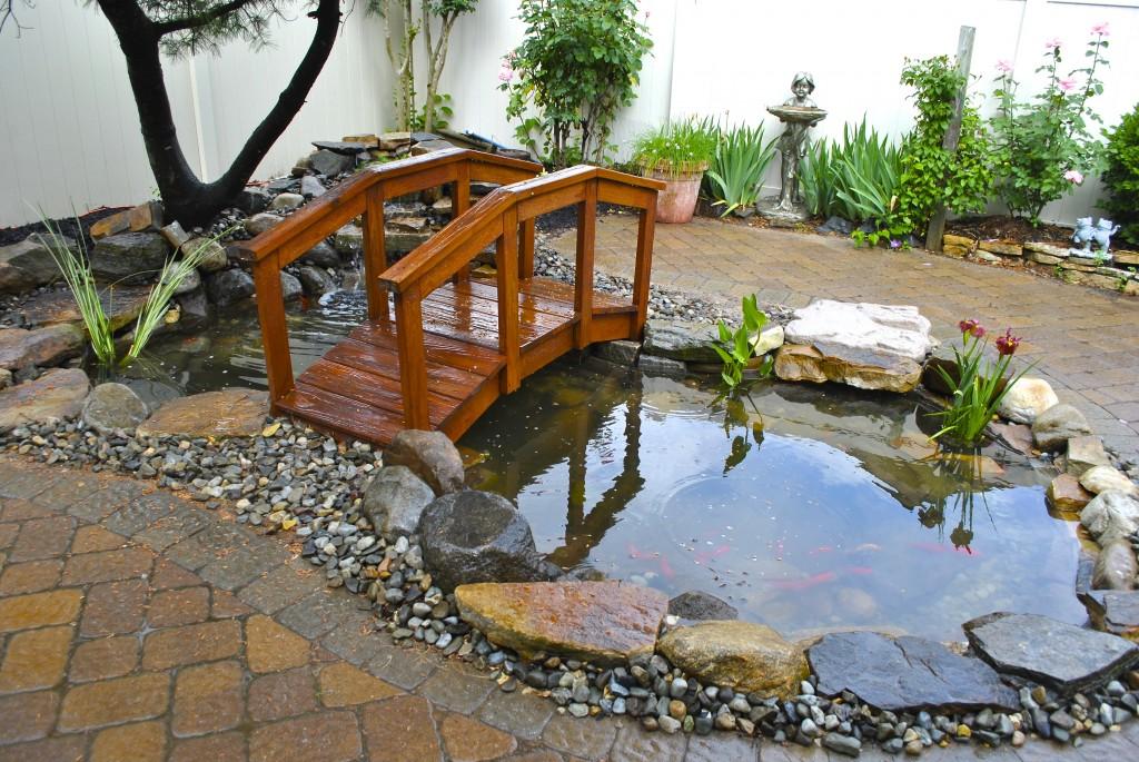 water garden Staten Island NY