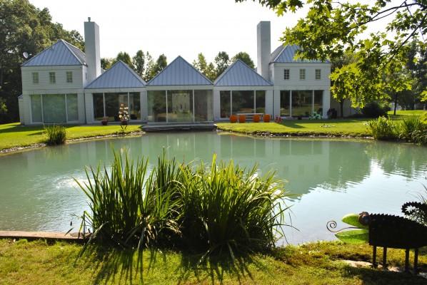 water garden Morristown NJ
