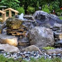 pondless waterfall Millburn NJ