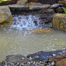 pondless waterfall East Brunswick NJ