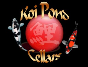 koi pond cellars wine review