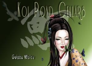 koi pond cellars wine review