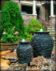 NJ fountains