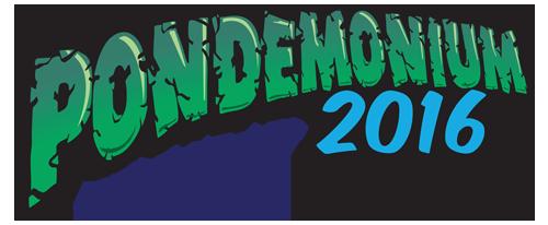 Pondemonium 2016